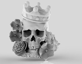 3D printable model Detailed Realistic Jewelery element 4