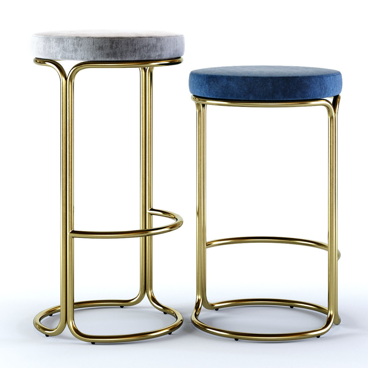 Awe Inspiring West Elm Cora Bar And Counter Stools 3D Model Ibusinesslaw Wood Chair Design Ideas Ibusinesslaworg