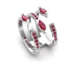 3D print model Fashion Jewelry Ring