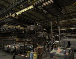 3D Military base 02