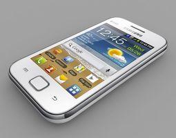 Samsung Galaxy Ace Duos 3D