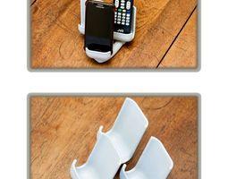 Remote Holder 3D print model