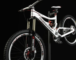 3D Mountain Bicycle