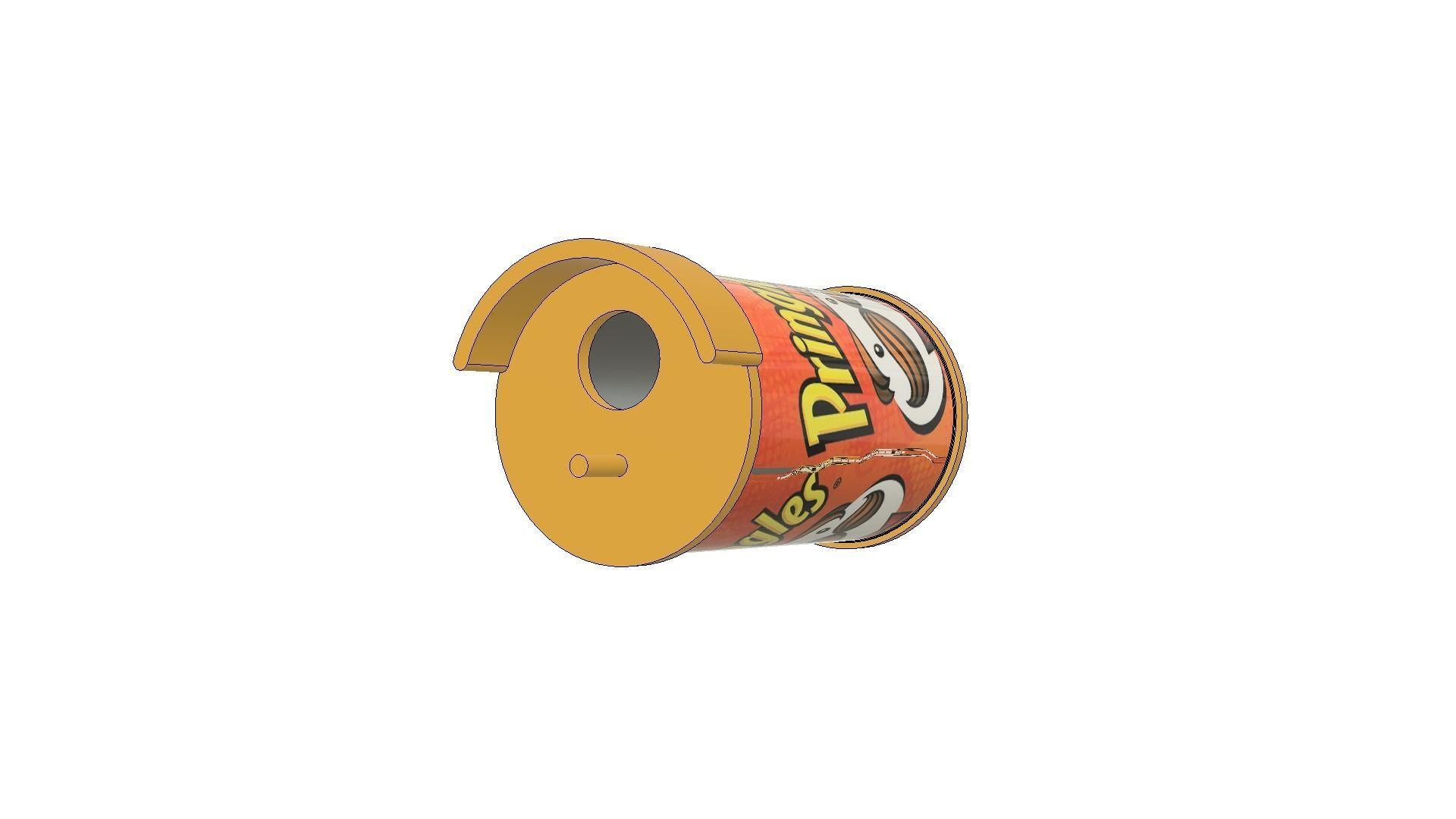 Pringles Can Small Bird House