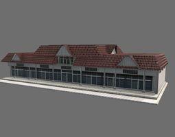 Building 04 3D