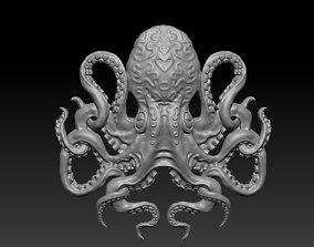 ocean Octopus 3D