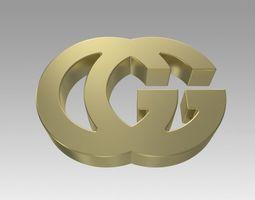 3D print model Gucci