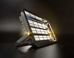 Spotlight lamp 3D