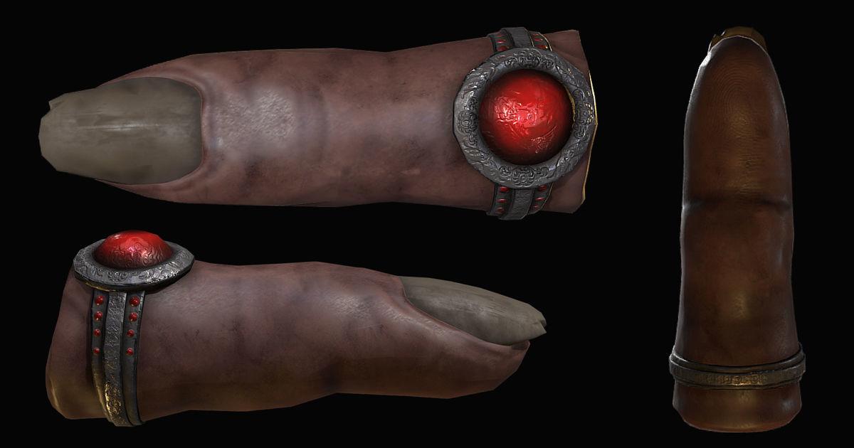 Evidence Finger
