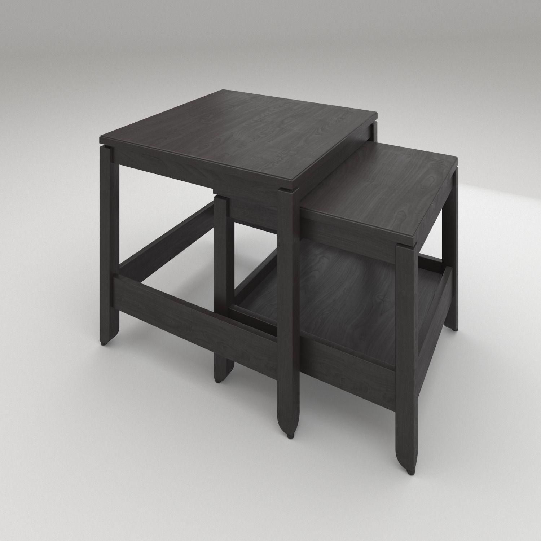 Hastva Ikea Table 2018 3d Model