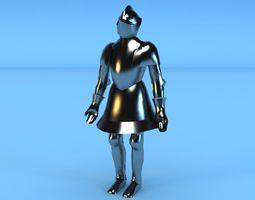 3D knight armor 1