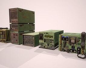3D asset Radio engineering
