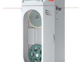 FT100 Preheater 6000 TC-II Sikora 3D