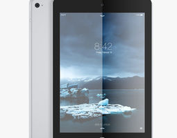 Apple iPad mini 4 3D