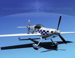 MX-2 Aerobatic Sport V11 3D model