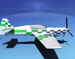 3D model MX-2 Aerobatic Sport V13