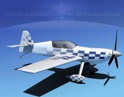 MX-2 Aerobatic Sport V16 3D model