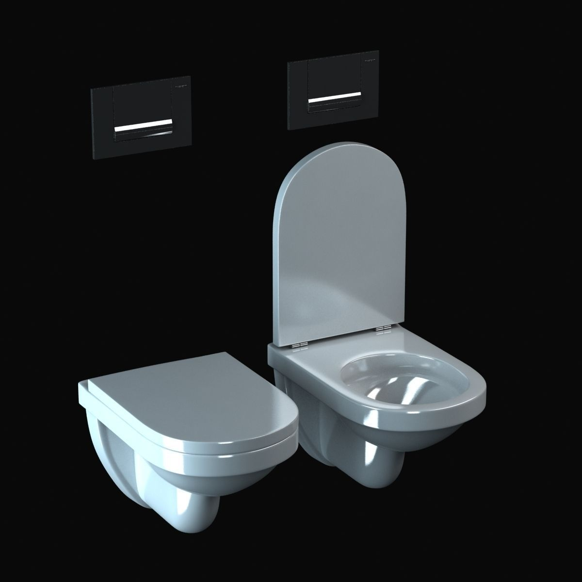 Duravit Happy D Toilet