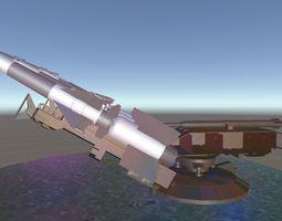 3D asset S-125 Missile