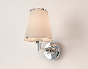 Chelsom Bathroom Lamp BW 457 3D