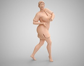 3D printable model Dancing Girl