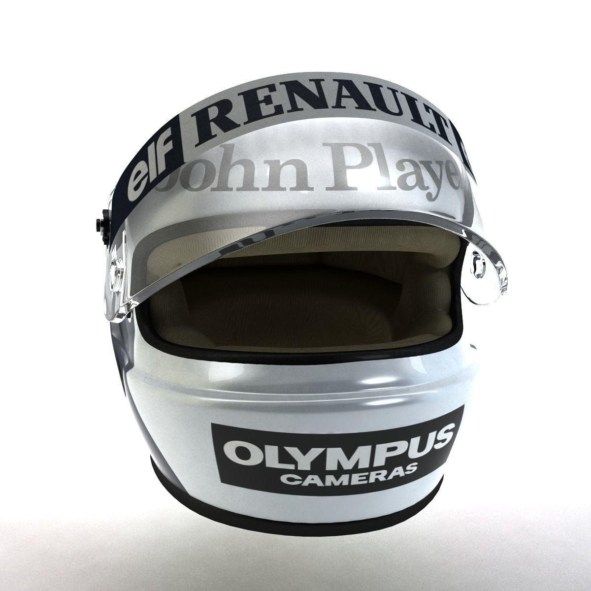 Elio de Angeles Helmet 1985