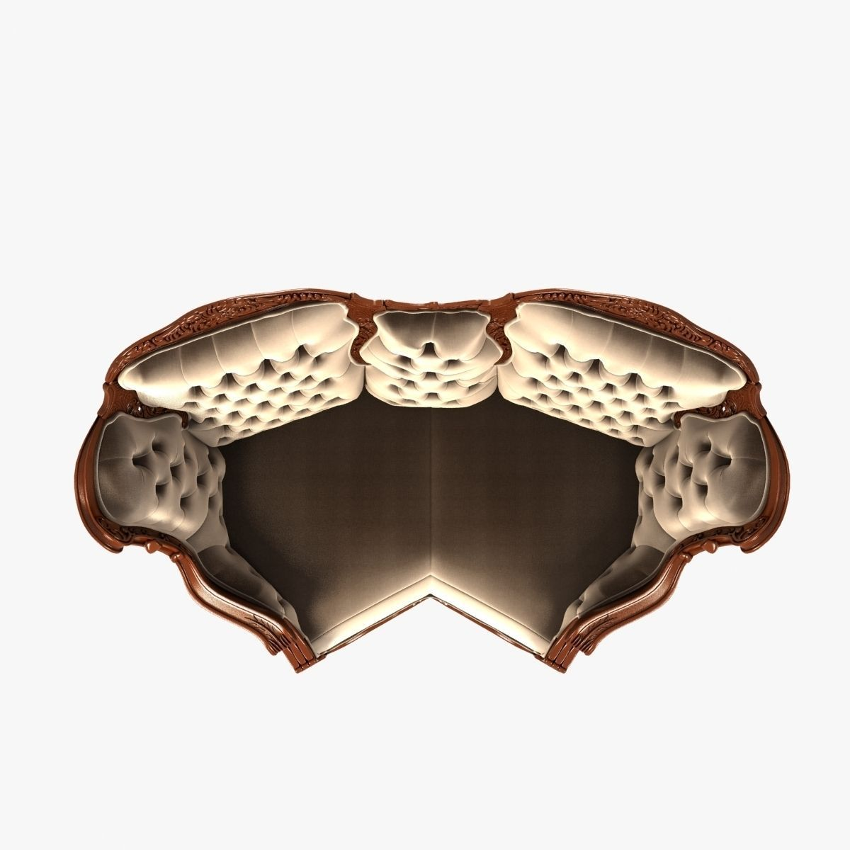 Mice Marti Curious Sofa Model Max Obj Mtl S Fbx 8
