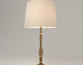 3D model Chelsom Connoisseur Table Lamp
