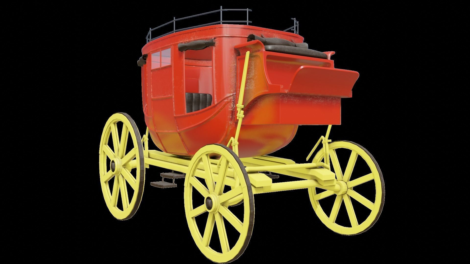 old stagecoach wagon carriage