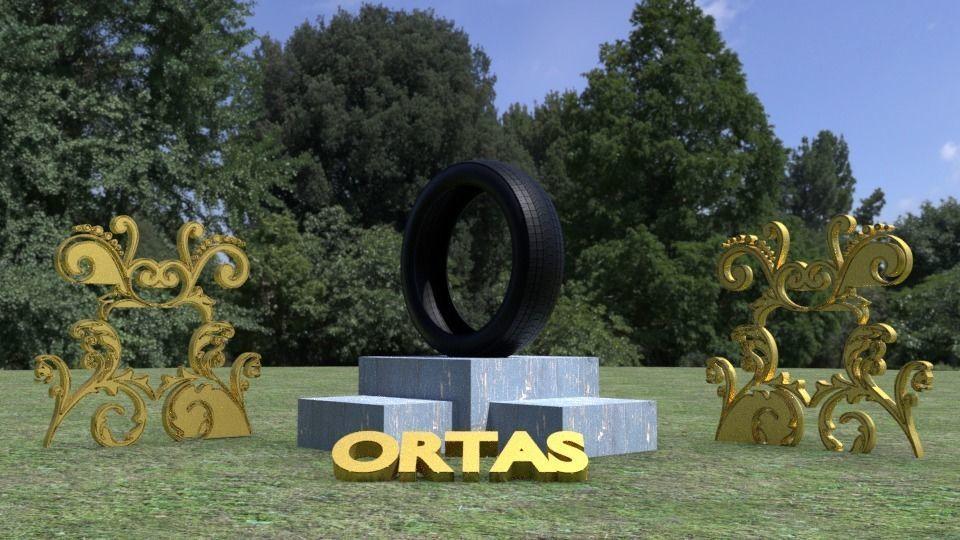 ORTAS TIRE NO 1
