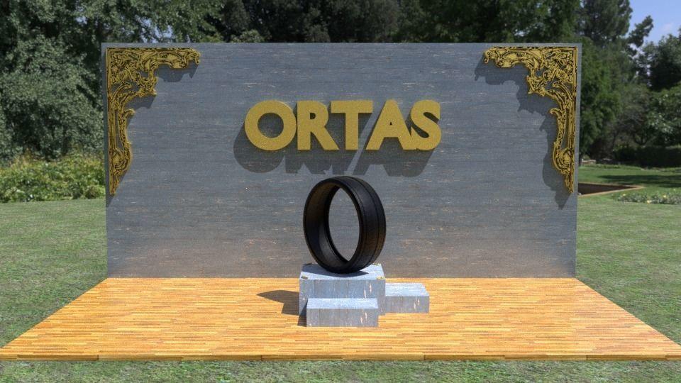 ORTAS TIRE NO 13 GAME READY