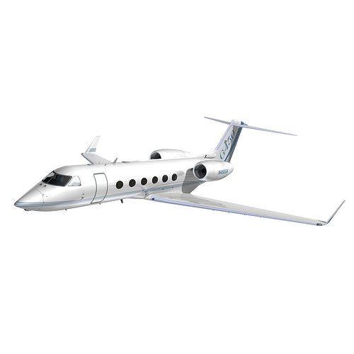 gulfstream 450 gulfstream house colors 3d model animated max obj mtl 3ds lwo lw lws hrc xsi dxf 1