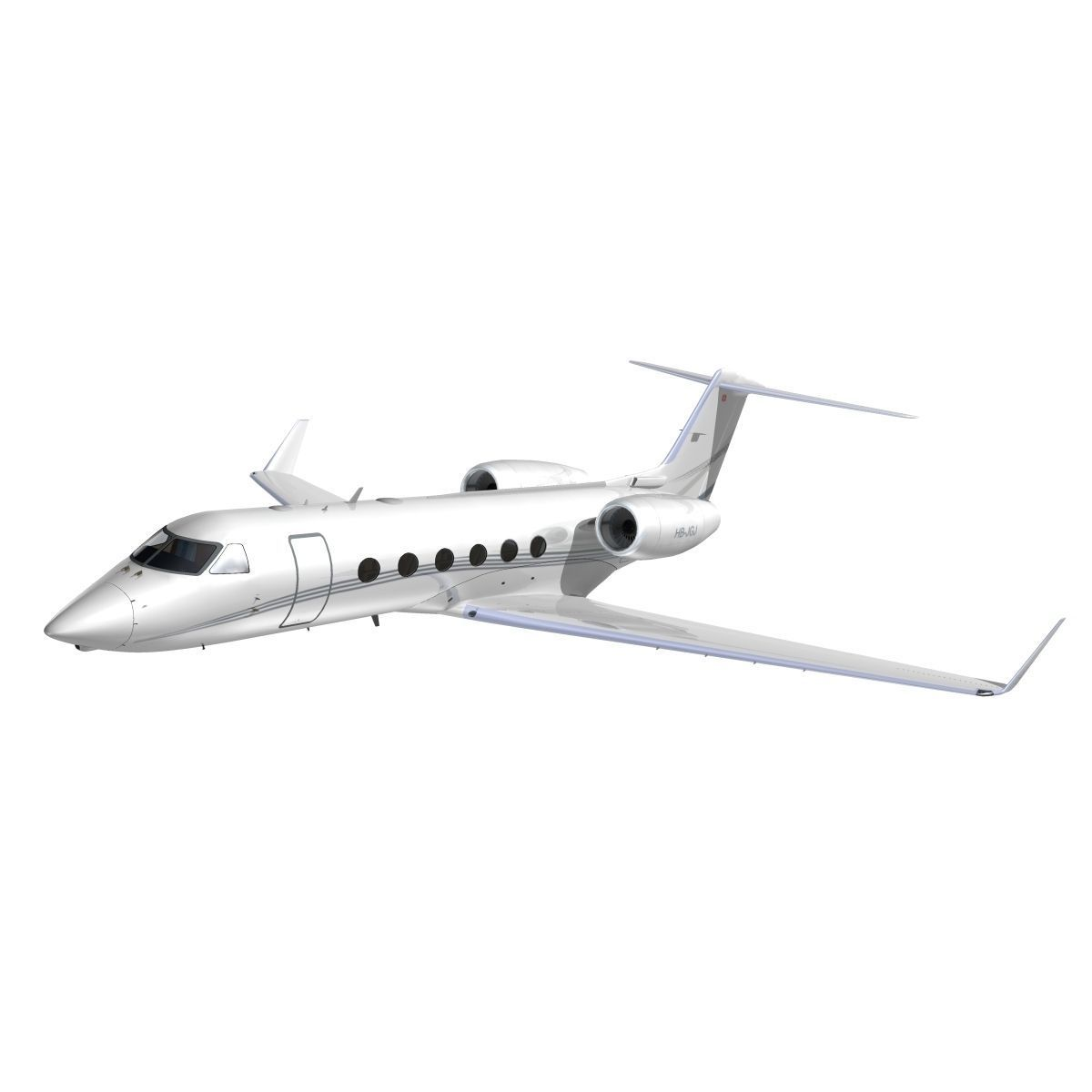 Gulfstream 450 Private livery 2