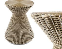 3D model isolate Inout M Gervasoni