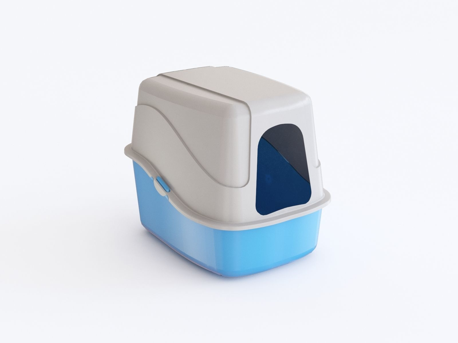 Plastic box 01