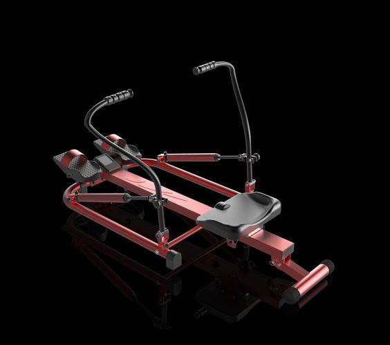sculling machine