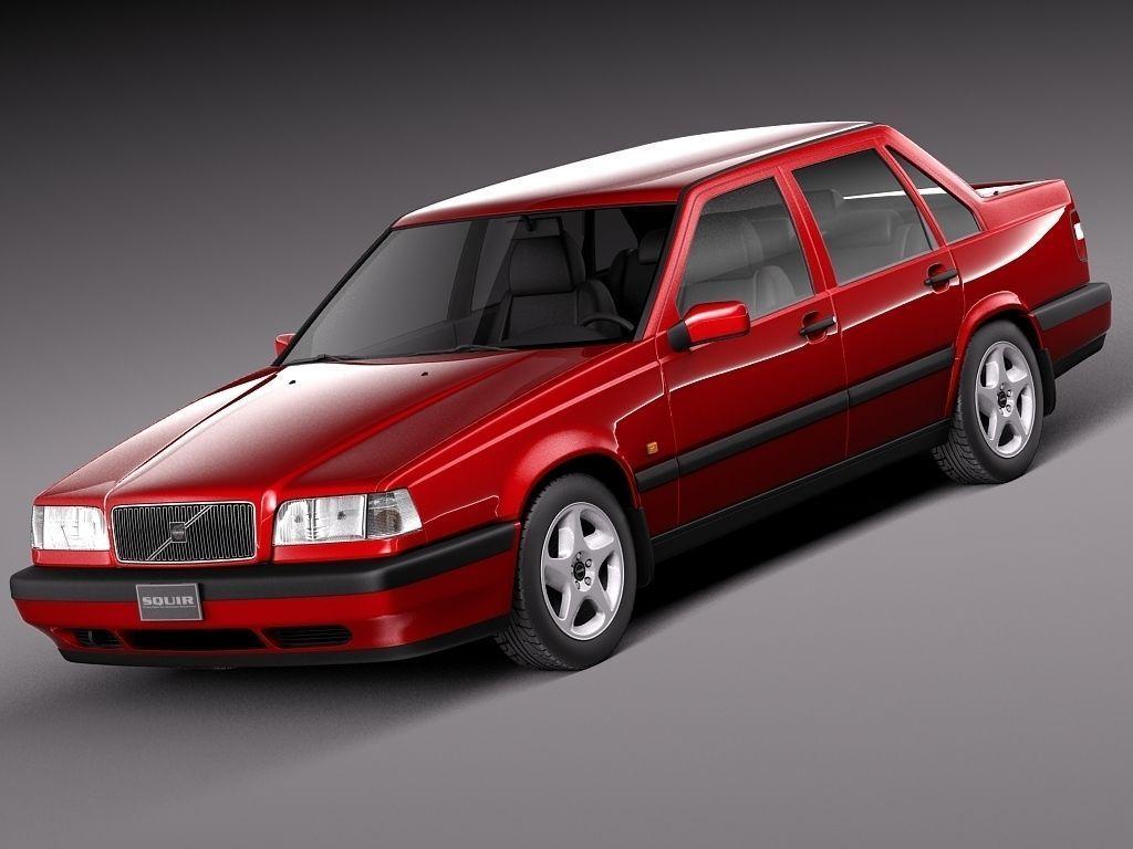 Volvo 850 Sedan EU 1991-1997
