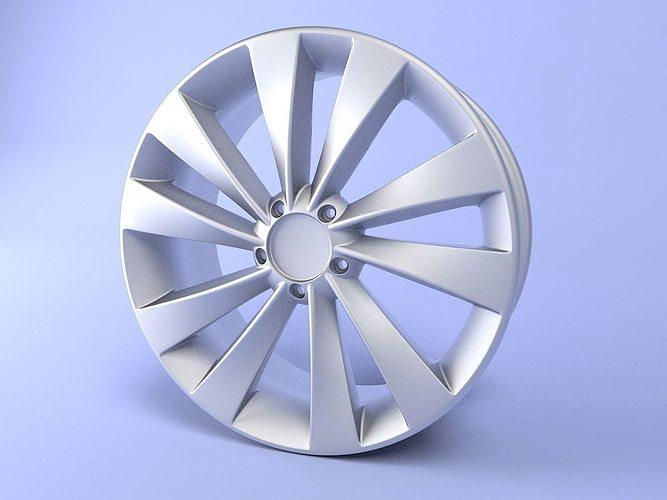 TSW Wheel