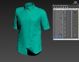 shirt designer 3D