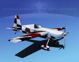 Zivko Edge 540 V13 3D model