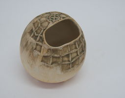 3d print model heliconian egg