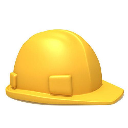 safety helmet 3d model max ma mb stl 1