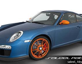 Porsche 911 GT3 RS 2012 3D
