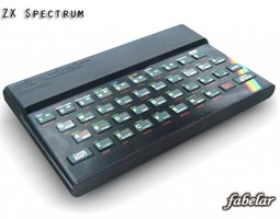 ZX Spectrum 3D