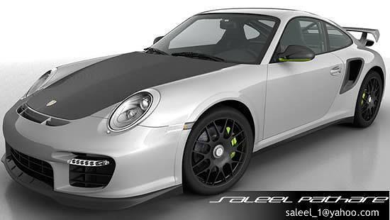 porsche 911 gt2 rs 2012 3d model max obj mtl tga. Black Bedroom Furniture Sets. Home Design Ideas