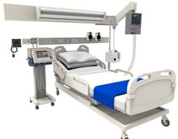 Hospital 3D Models | Download 3D Hospital files | CGTrader.com