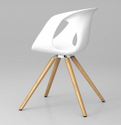 ... tonon up chair 3d model max obj mtl 8 ... & Tonon up chair 3D | CGTrader