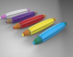 Gilli Danda 3D printable model