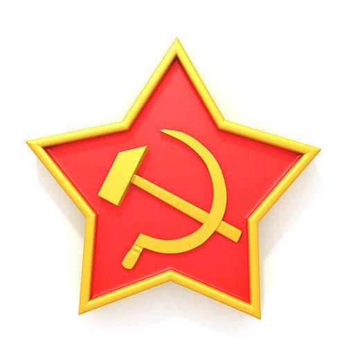 soviet star 3d cgtrader