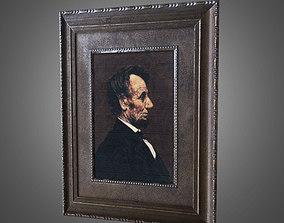 Old Picture Frame 3D model